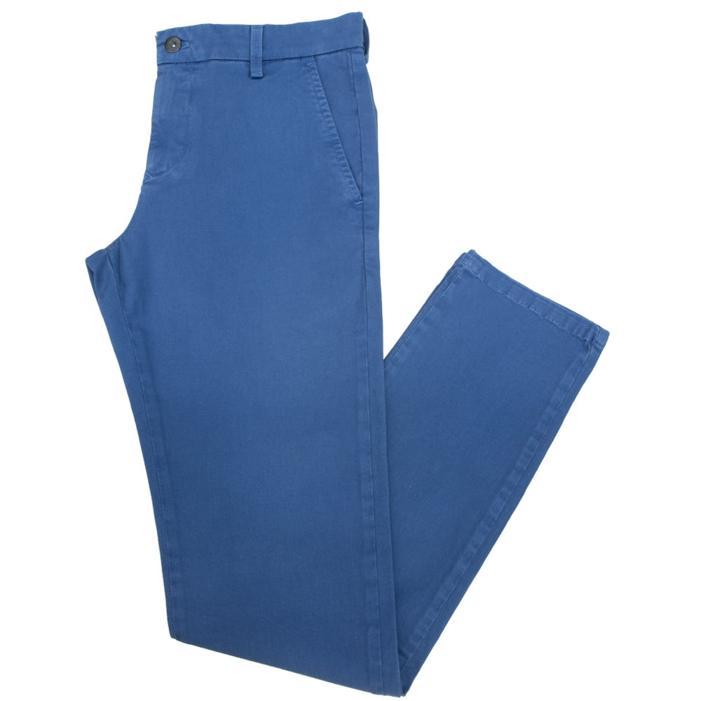 Calça Sarja Slim Azul Orion