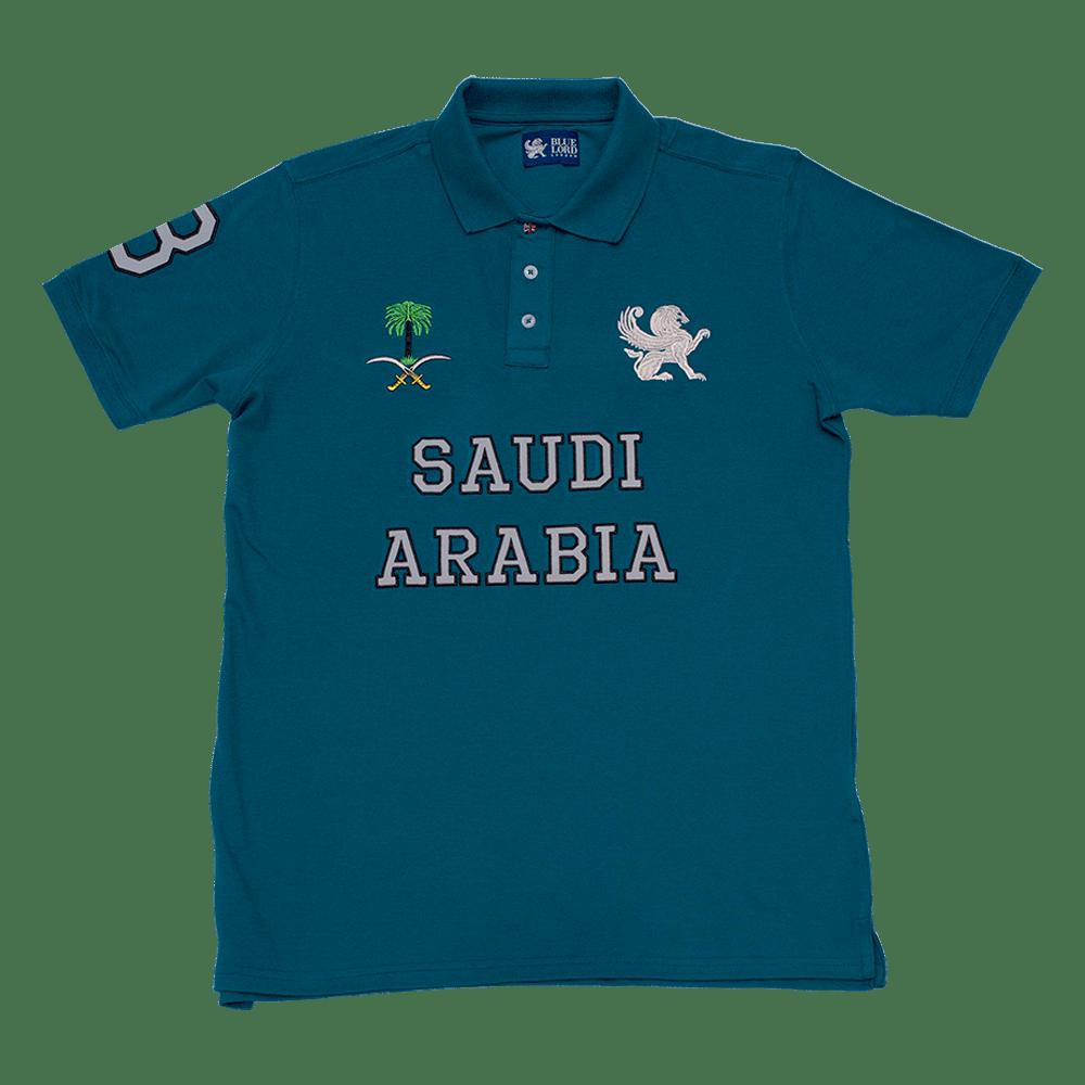 POLO EQUIPE SAUDI ARABIA