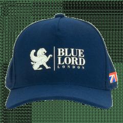 BONÉ BLUE LORD FLAG