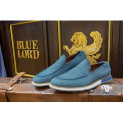Mocassim Comfort Blue